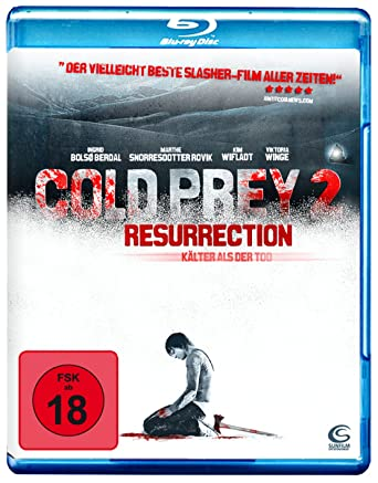 Amazon.com: Cold Prey 2 Resurrection - Kälter als der Tod ...