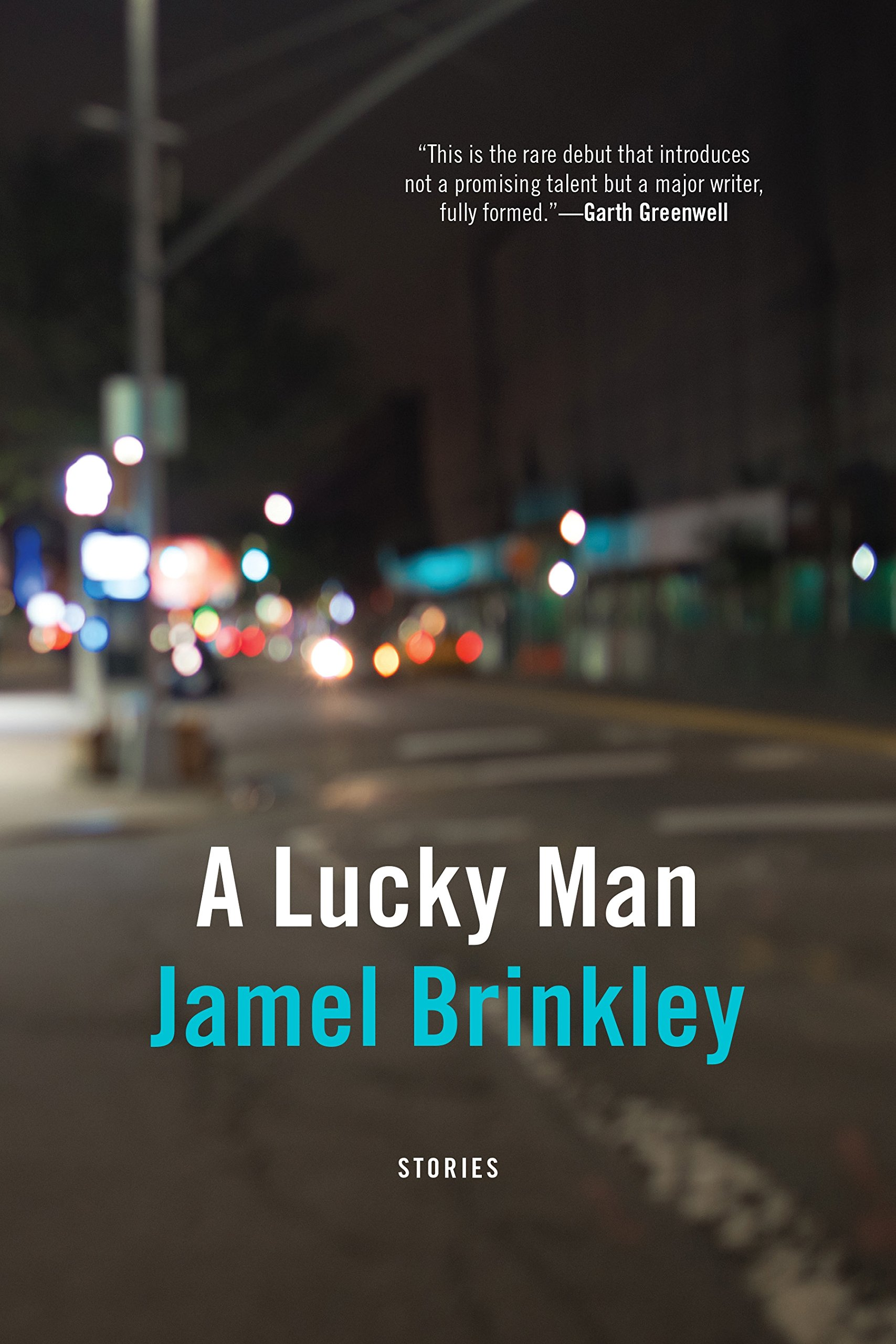 Image result for Jamel Brinkley's A Lucky Man (Graywolf