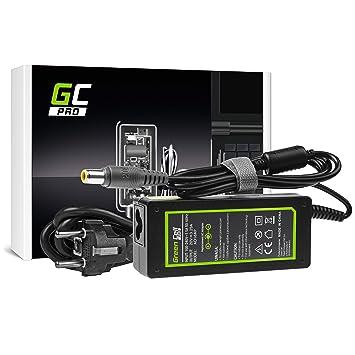 GC Pro Cargador para Portátil Lenovo B590 ThinkPad R61 R500 T430 T430s T510 T520 T530 X200 X201 X220 X230 Ordenador Adaptador de Corriente (20V 3.25A ...