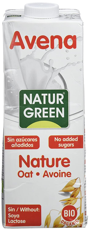 NATURGREEN BEBIDA AVENA NATURE (AVENA) 1 Litro: Amazon.es: Hogar