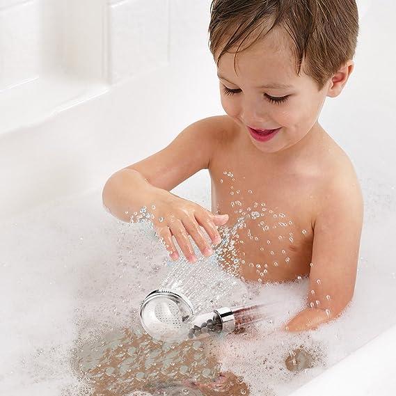 BESTOPE® Alcachofa de ducha 30% de ahorro de agua 200% Presión ...