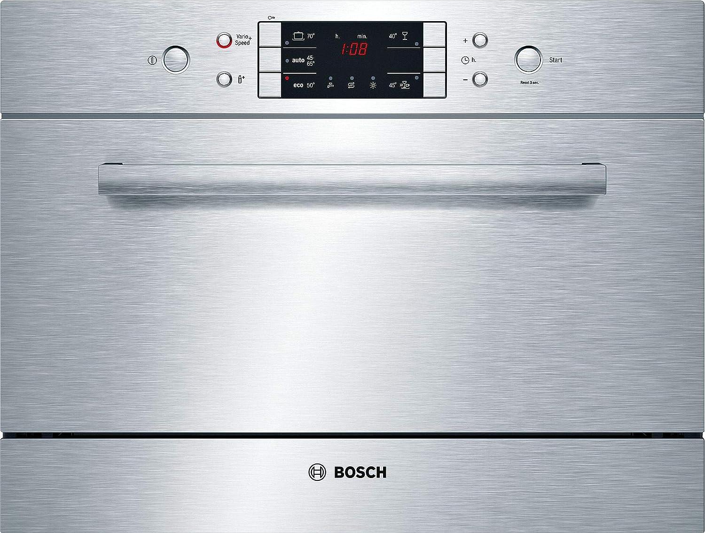 Bosch SKE52M65EU Semi-incorporado 6places A+ Acero inoxidable ...