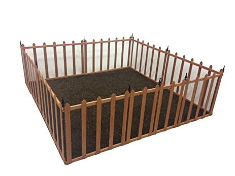 Delightful Terra Garden Fence GF 2, Protect U0026 Beautify, 32 Feet Of Fencing Included