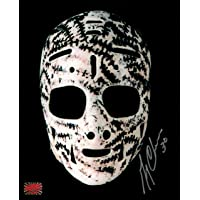 $29 » Gerry Cheevers Boston Bruins Signed Autographed Mask 8x10
