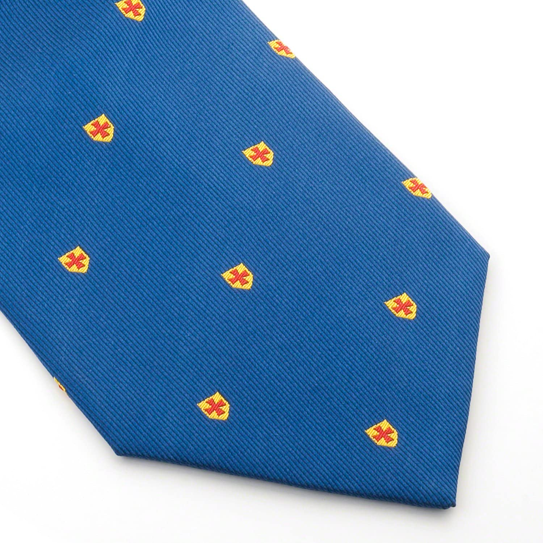 Caballeros templarios masónico seda tejido corbata: Amazon.es: Jardín