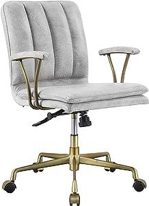 Acme Furniture Damir Office Chair, Vintage White