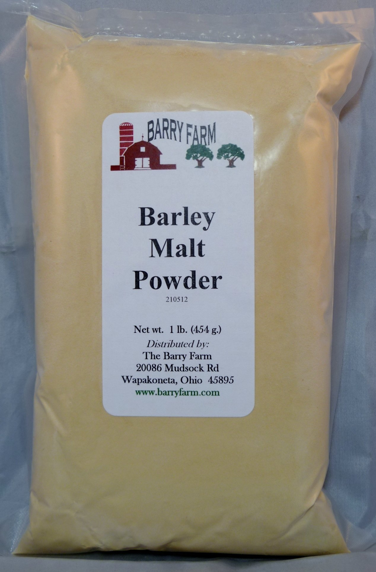 Barley Malt Powder, 1 lb.