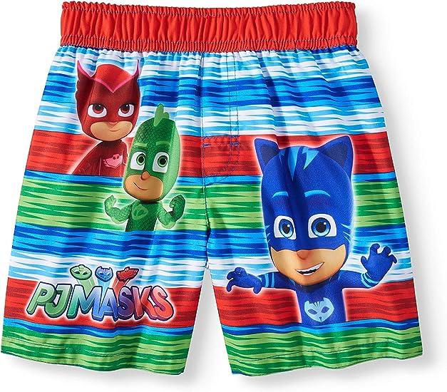 Pj Masks Boys Two Piece Swim Set