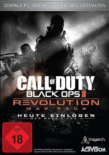 Call of Duty: Black Ops 2 - Revolution DLC [Download - Code, kein Datenträger enthalten] - [PC]