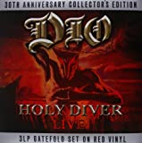 Holy Diver (Red Transparent 3LP Gatefold Set) [VINYL]