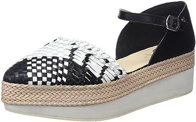 Gioseppo 44149, Baskets Enfiler Femme, Noir (Black), 40 EU