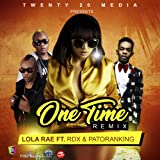One Time (Remix) [Explicit]