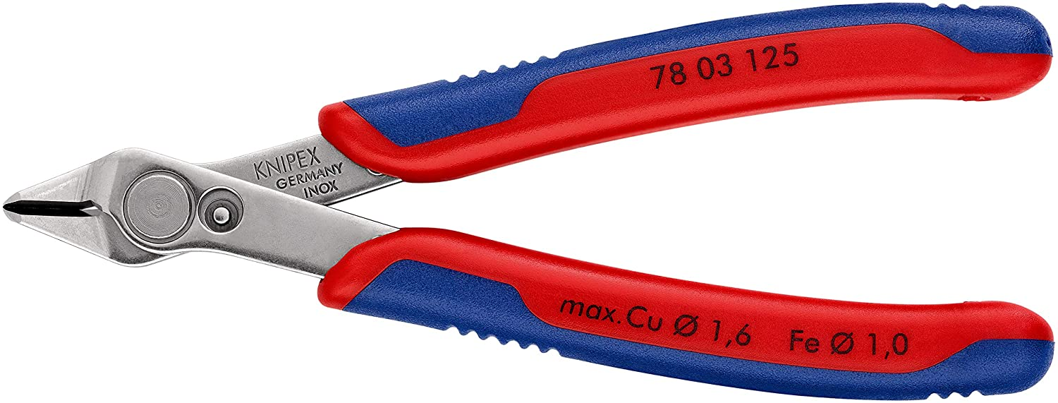 Knipex 36 32 125 électronique-charge Pince 125 mm