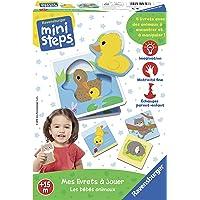 RavensburgerMinisteps04717Meine Tiere, Spiel für Kleinkinder