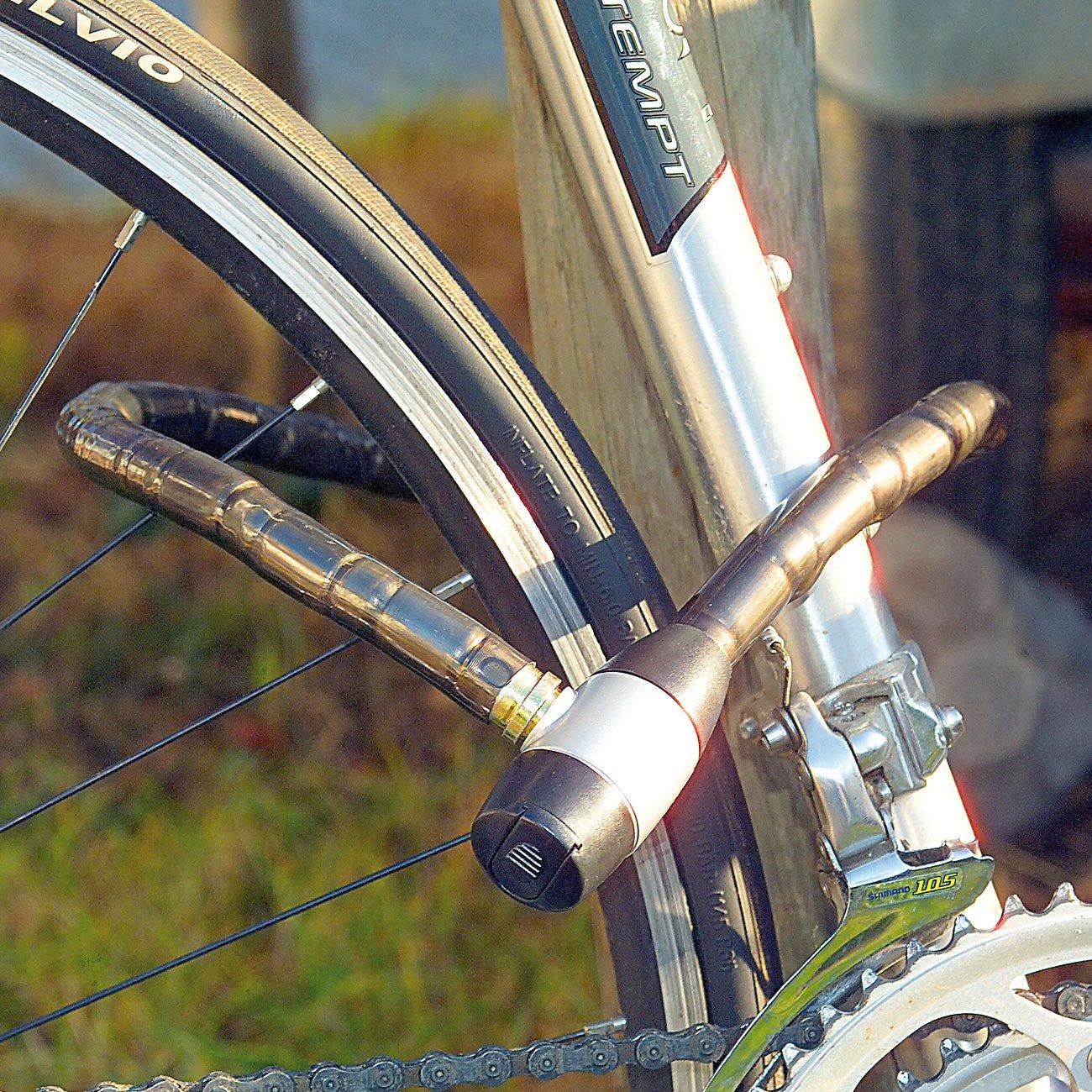 Pearl Fahrradschloss Test