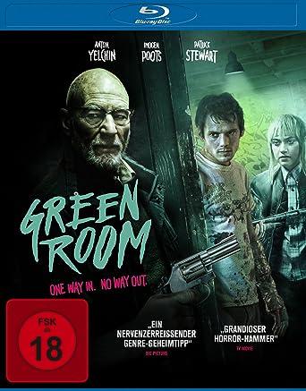 Green Room Blu Ray Amazon De Imogen Poots Alia Shawkat