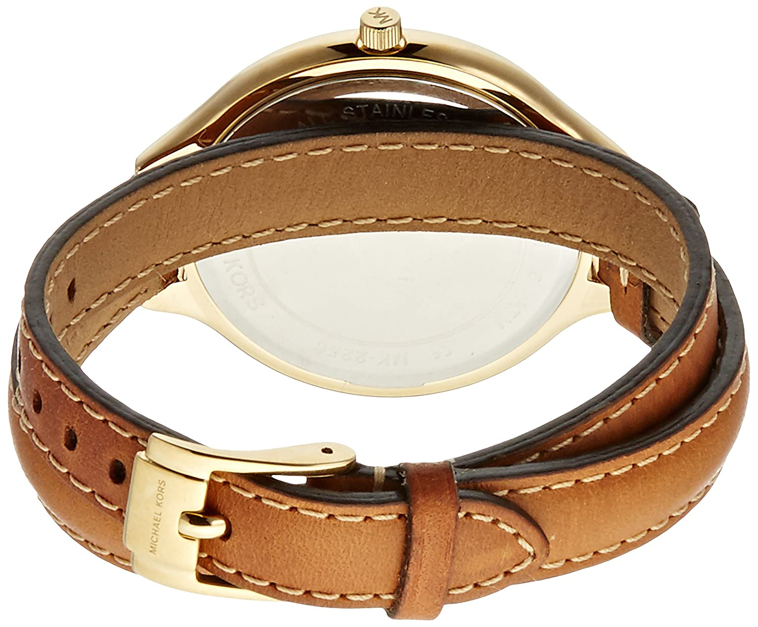 666f2cf5bc7c Amazon.com  Michael Kors Women s Runway Brown Watch MK2256  Michael Kors   Watches