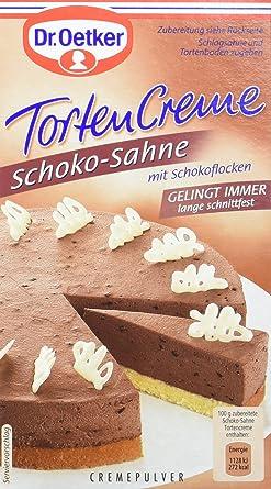 Tortencreme Schokolade