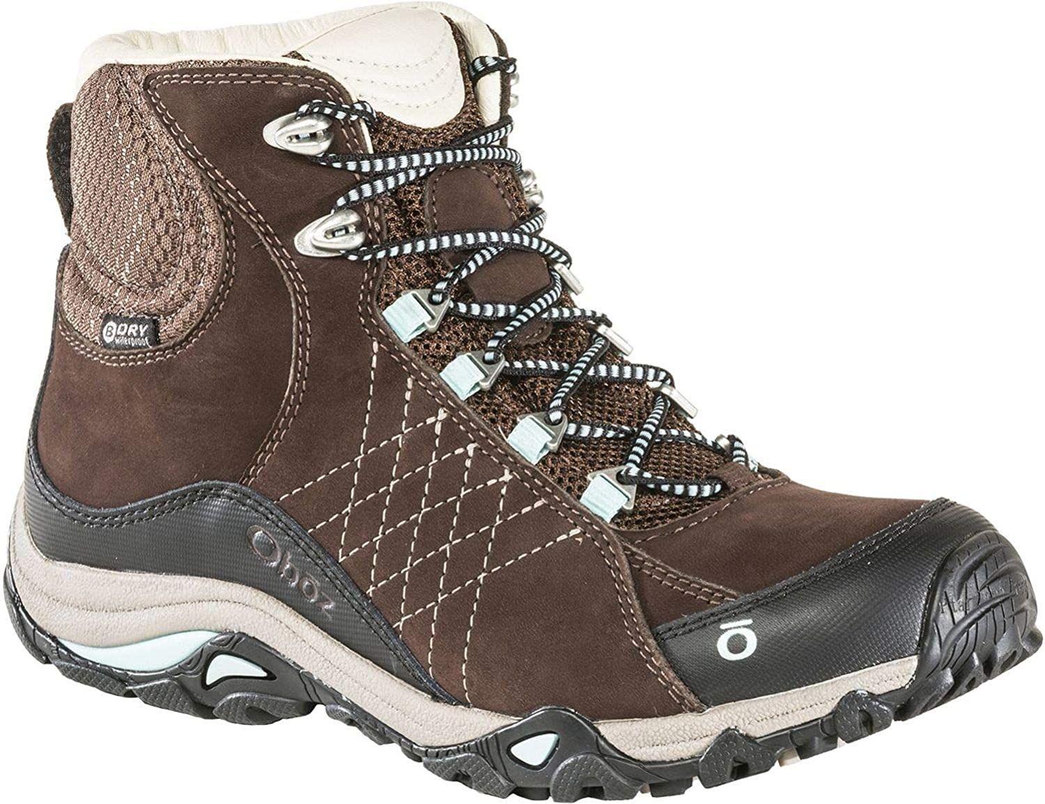 Oboz Women s Sapphire Mid B-Dry Waterproof Hiking Boot