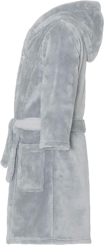 Playshoes Fleece-Bademantel Uni Traje de ba/ño para Beb/és
