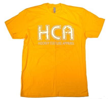 8b6afacb8 Amazon.com  Hockey Culture Apparel Classic Logo Soft Fit T-Shirt ...
