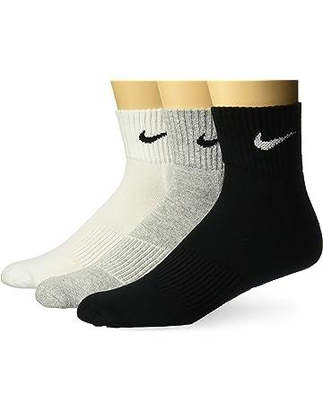 d711cb252 Nike Men s Cushion Quarter Socks (Pack of ...