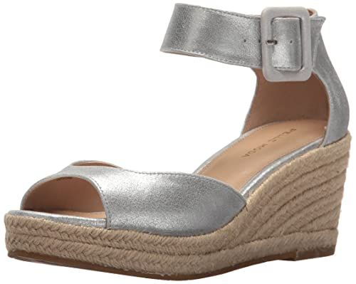 3a987f42c2d Pelle Moda Women s Kauai-mk Wedge Sandal  Buy Online at Low Prices ...
