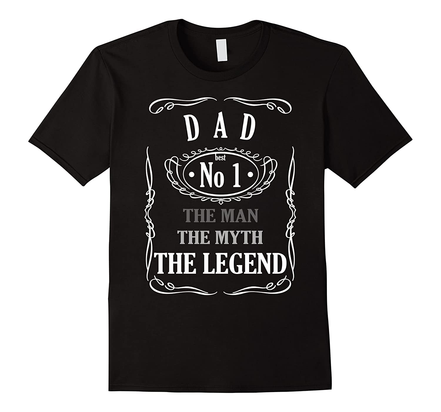 DAD The Man The Myth The Legend T-Shirt-TH
