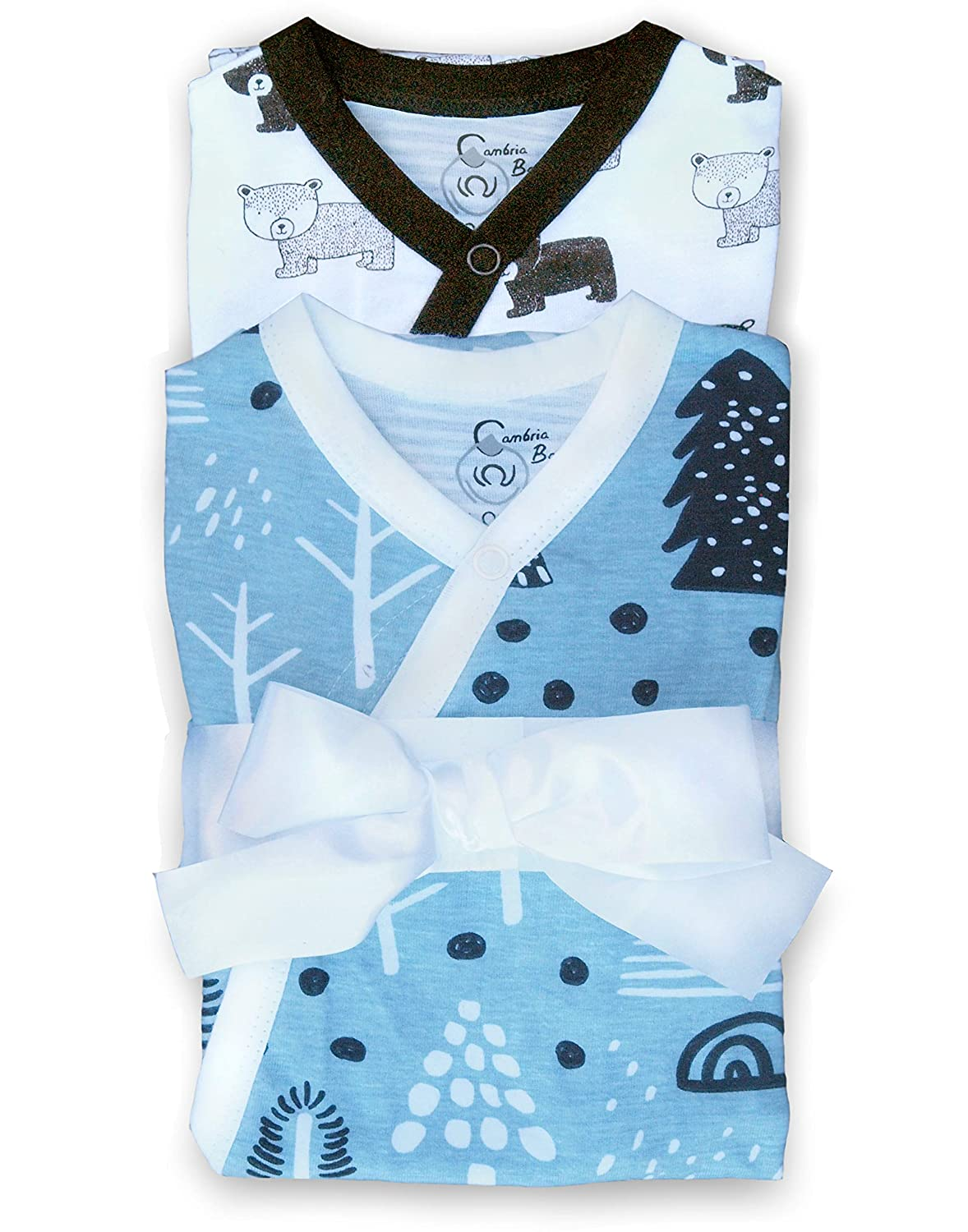 Ceremony Crush adjustable in organic white cotton from birth to 6 years