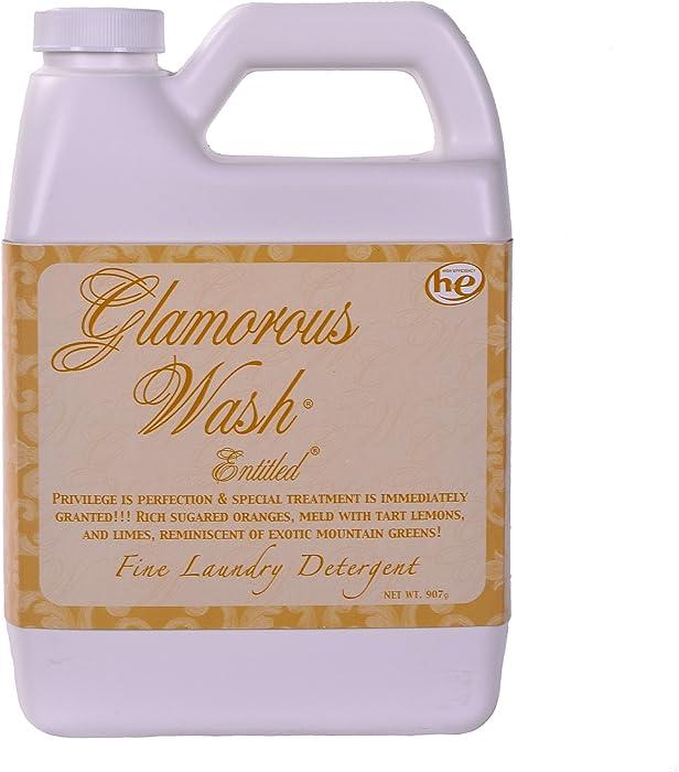Tyler Candles Entitled Glamorous Wash 32 oz