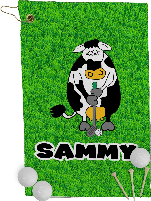 Cow – Golferゴルフタオル B0764LLD99 Full印刷( – Full印刷( Personalized ) B0764LLD99, マツイダマチ:33d742b5 --- lindauprogress.se