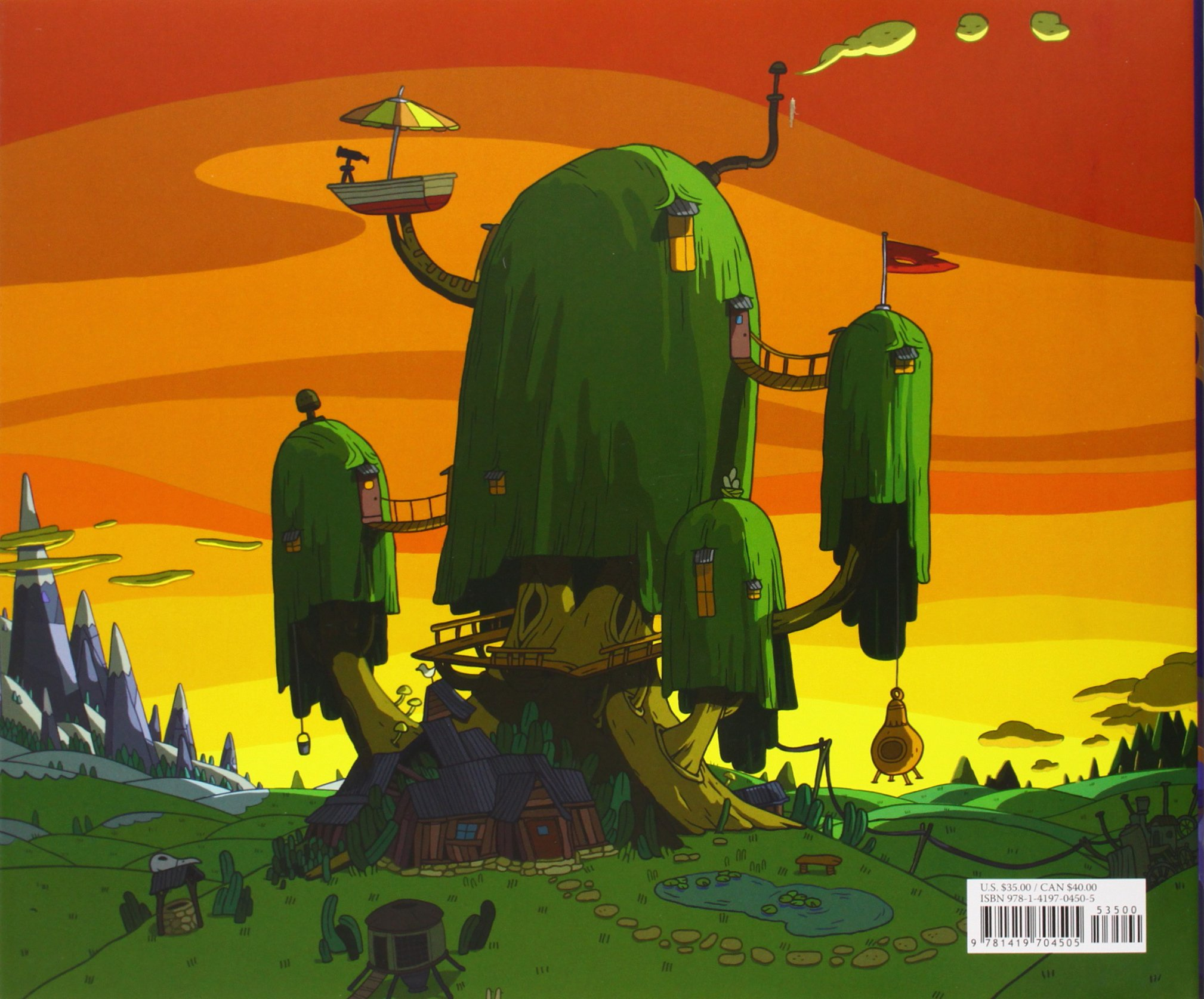 Adventure time the art of ooo chris mcdonnell guillermo del adventure time the art of ooo chris mcdonnell guillermo del toro 9781419704505 amazon books voltagebd Image collections