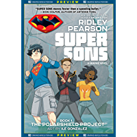 DC Graphic Novels for Kids Sneak Peeks: Super Sons: The Polarshield Project (2020-) #1 (English Edition)