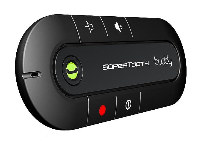 amazon com supertooth buddy bluetooth visor speakerphone car kit rh amazon com BlueAnt Supertooth Light Supertooth Cartoon
