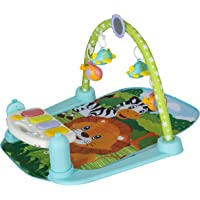 Smartcraft Baby Play Gym, 5 in 1 Baby's Piano Gym Mat