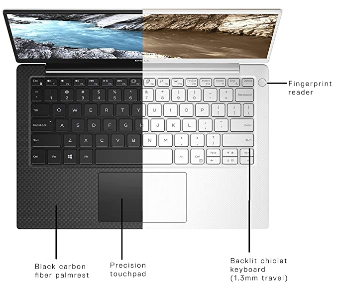 Dell XPS 13 13.3 Inch 4K UHD Thin and image 4
