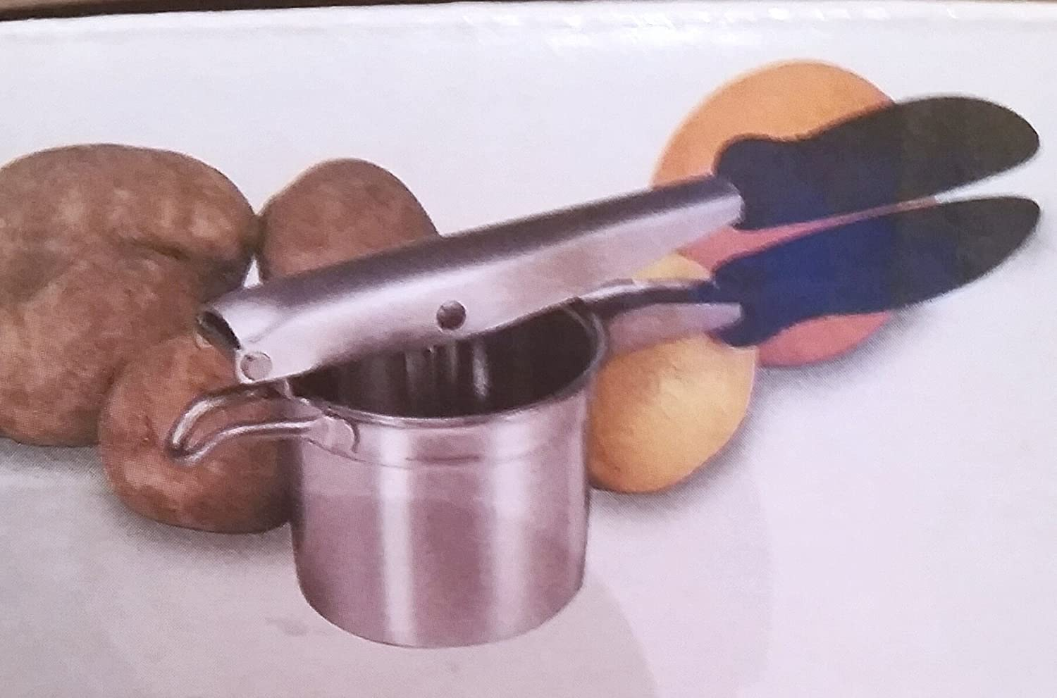 Kitchen Collection Potato Ricer Stainless Steel-01908