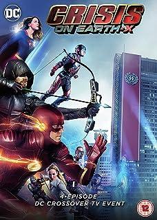 Invasion! DC Crossover [DVD]: Amazon co uk: Grant Gustin