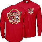 Smack Apparel Kansas City Football Fans Dont Be a D!ck Red T-Shirt Anti-Pats Sm-5X
