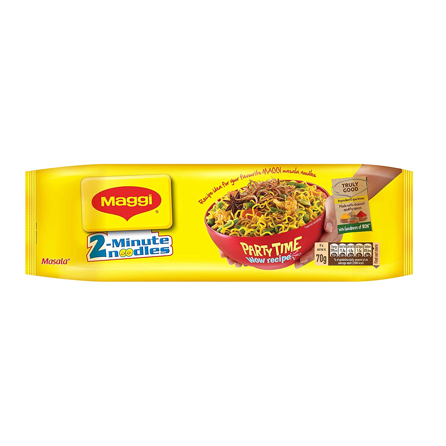 Maggi 560g 2-Minute Instant Noodles – Masala $1.05 Coupon