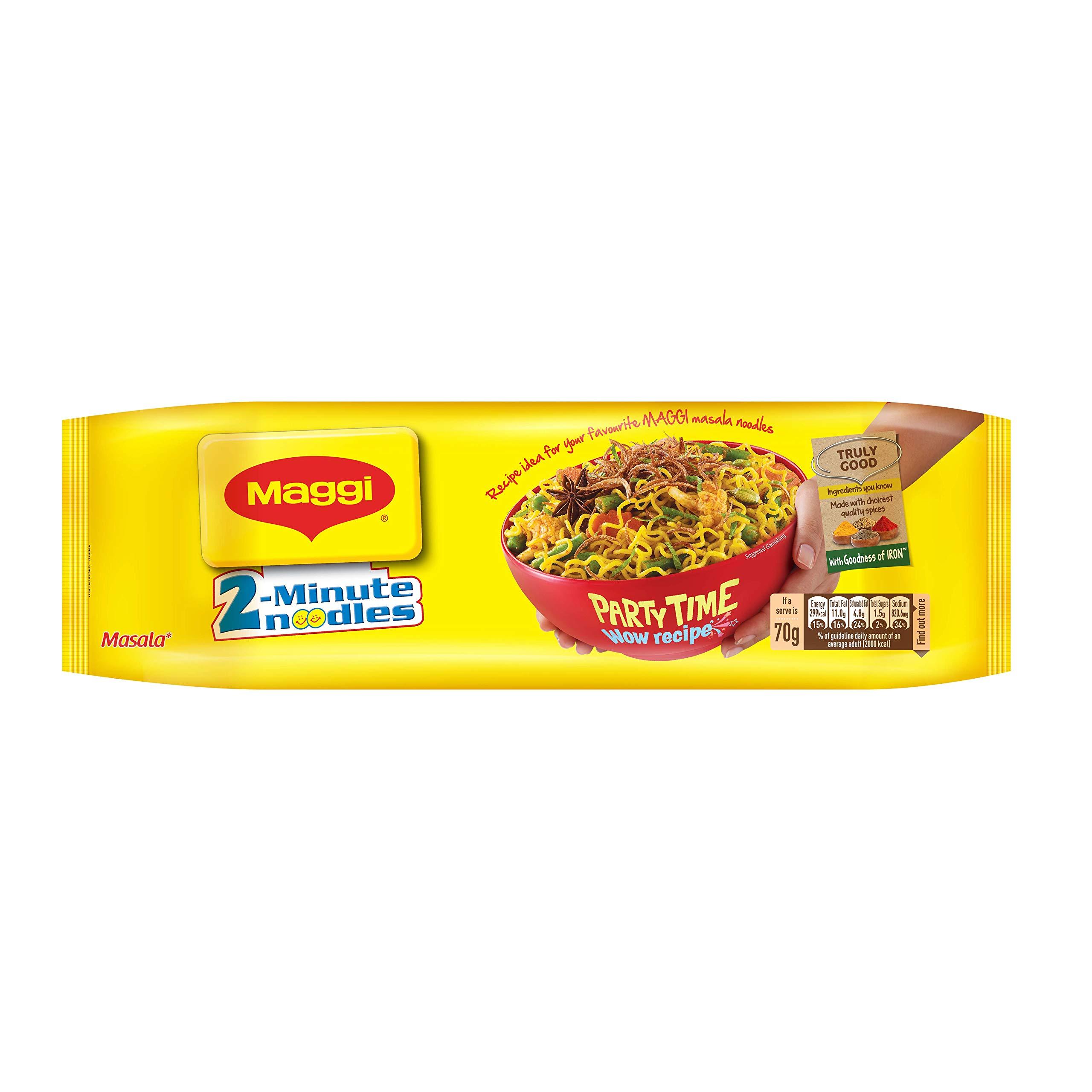 Maggi 2-Minute Instant Noodles - Masala, 560 gm