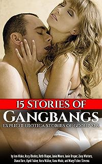 Group Erotic Tales