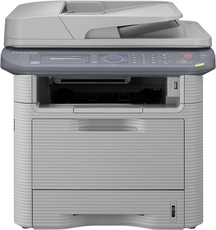 Samsung SCX-4833FD - Impresora multifunción láser (31 ppm, A4 (210 ...