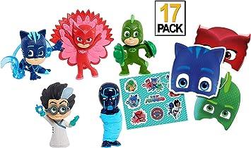 Trendy Tendency PJ Masks Juguetes –5 PJ Masks Figuras /12 Pjmask ...