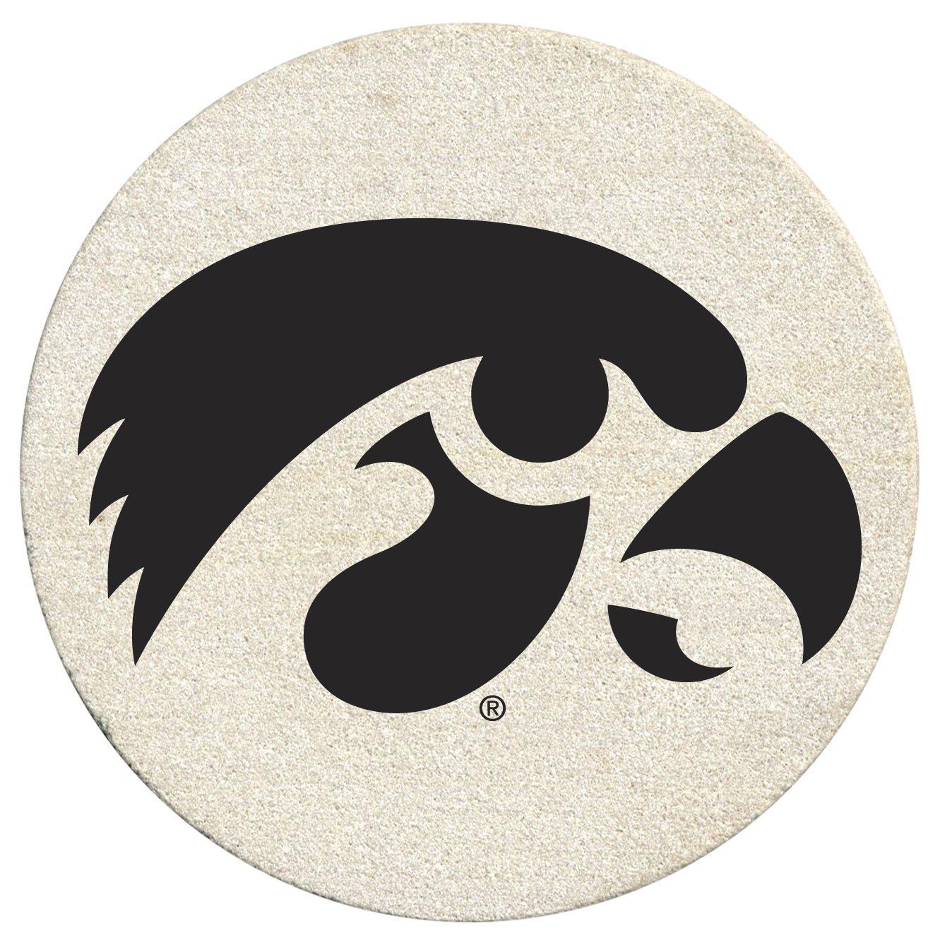 Thirstystone Drink Coaster Set University of Iowa