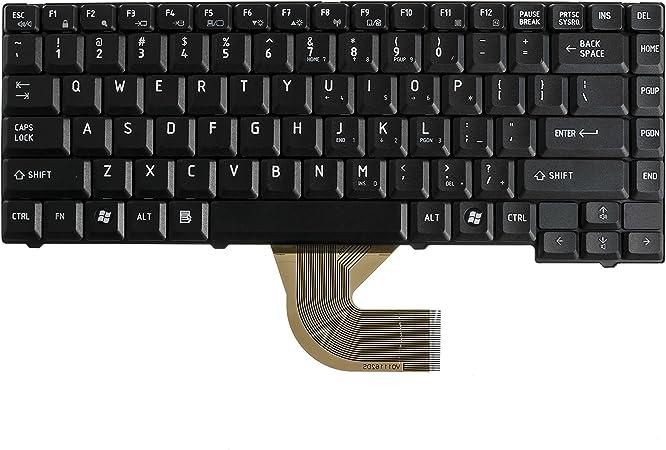 Green Cell® Laptop Teclado para Toshiba Satellite L45 S7419 ...