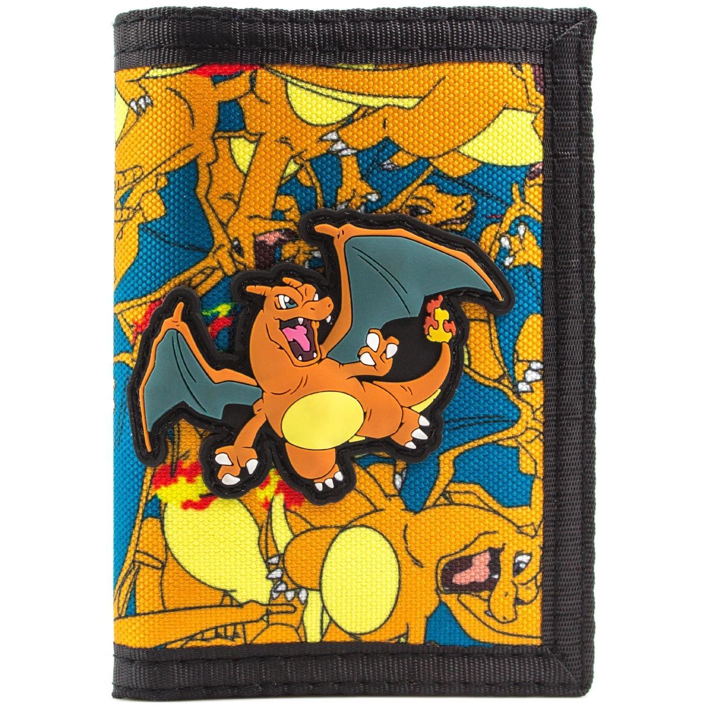 Pokemon Charizard No.6 Fuoco arancia portafoglio 29395