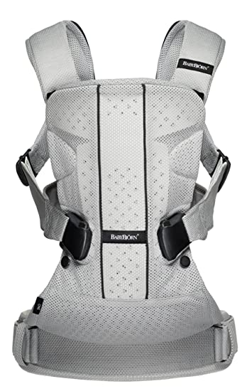 39cda1d7139 Amazon.com   BABYBJORN Baby Carrier One - Silver