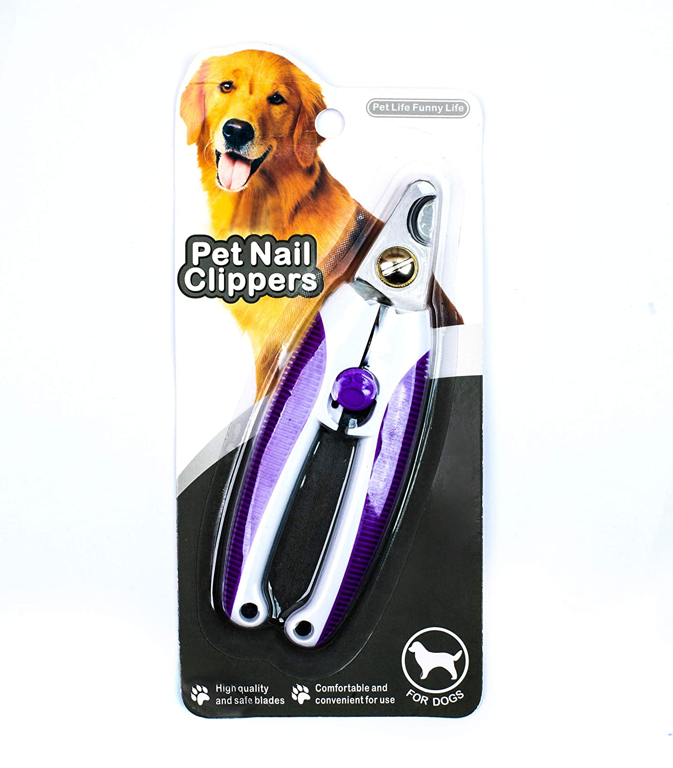 Dog Nail Clippers,Nail Trimmer,Suitable for Medium and Large Animals Such As Large and Medium Dogs and Cats