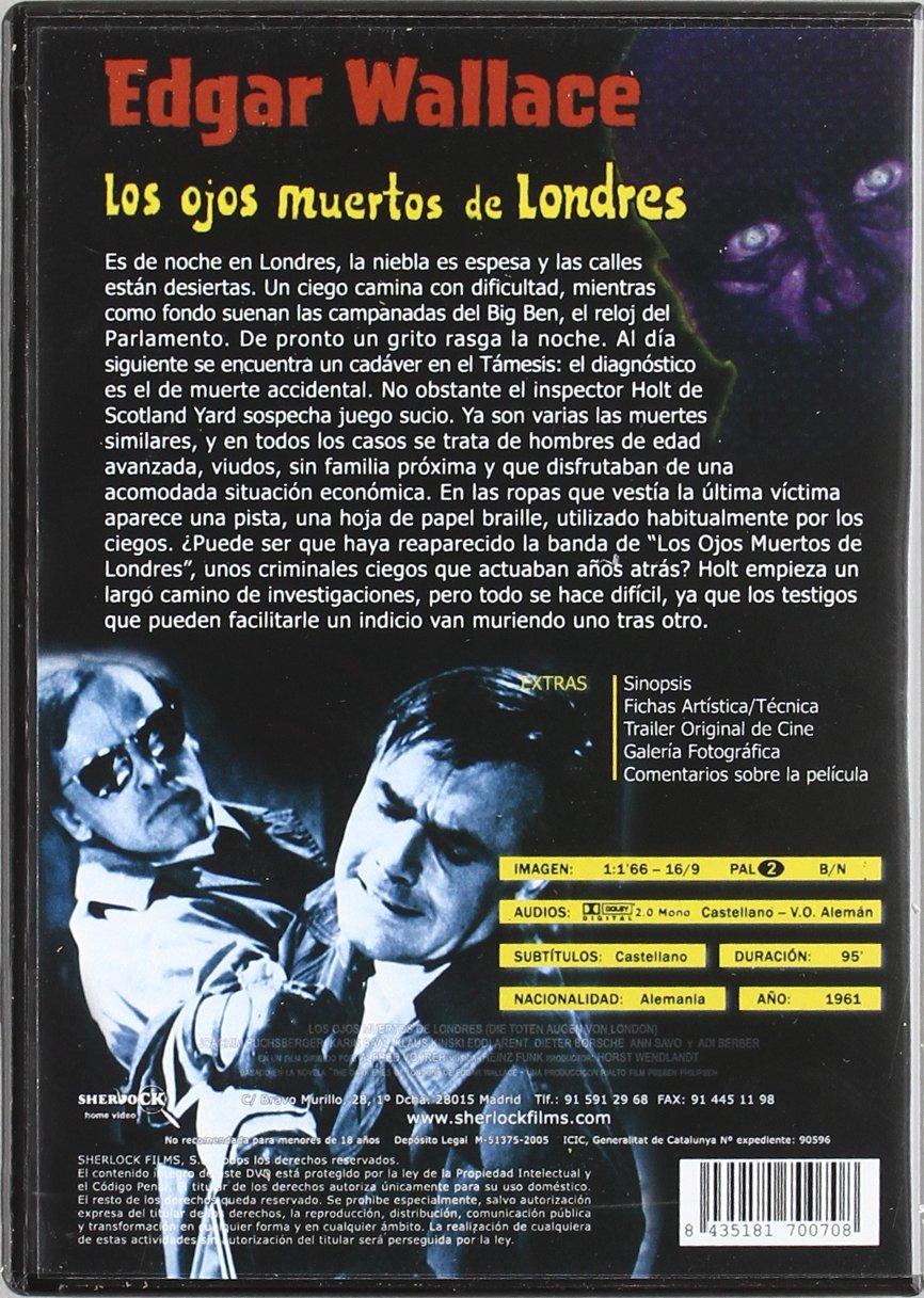 Amazon.com: Los Ojos Muertos De Londres (Die Toten Augen Von London): Movies & TV